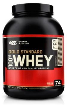 Optimum Nutrition 100 % Whey Gold Standard (2270гр) - фото 4606