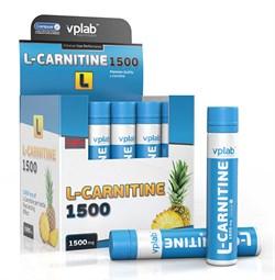 VP Laboratory L-Carnitine 1500 (20амп) - фото 4672