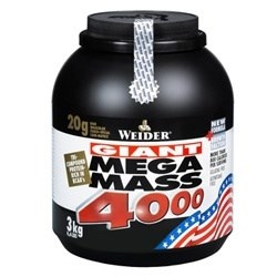 Weider Mega Mass 4000 (3000гр) - фото 4684