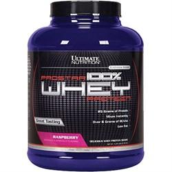Ultimate Nutrition 100% Prostar Whey Protein (2390гр) - фото 4691