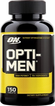 Optimum Nutrition Opti-Men (150таб) - фото 4701
