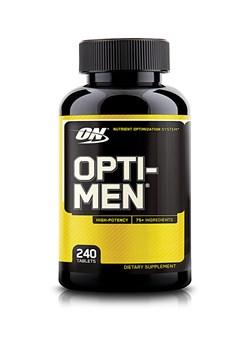 Optimum Nutrition Opti-Men (240таб) - фото 4703