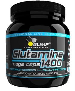 Olimp L- Glutamine Mega Caps (300капс) - фото 4741
