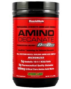 MuscleMeds Amino Decanate (360гр) - фото 4753