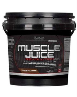 Ultimate Nutrition Muscle Juice Revolution 2600 (5040гр) - фото 4789