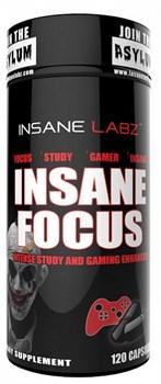 Insane Labz Insane Focus (120капс) - фото 4847