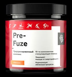 PureProtein - Pre-Fuze (210 гр) - фото 4854