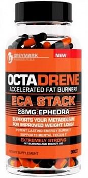 Innovative Diet Labs - OctaDrene ECA STACK (90 капс) - фото 4899