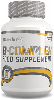 BioTech USA B-Complex (60таб) - фото 5019
