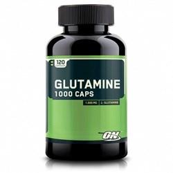 Optimum Nutrition Glutamine Caps 1000 mg (120капс) - фото 5078