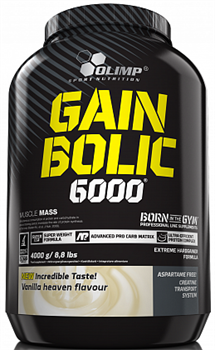 Olimp Gain Bolic 6000 (3500гр) - фото 5132