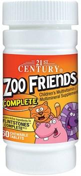 21st Century ZOO Friends Complete (60жев.таб) - фото 5144