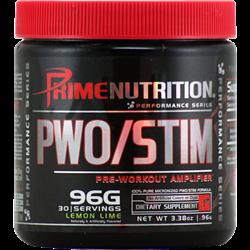 Prime Nutrition - PWO/STIM (96гр) - фото 5186