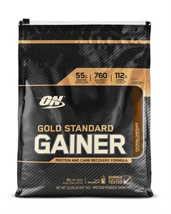 Optimum Nutrition Gold Standard Gainer (4670гр) - фото 5219