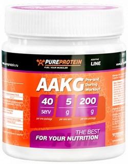 PureProtein - L-Arginine (200гр) - фото 5229