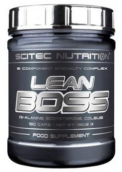 Scitec Nutrition - Lean Boss (180капс) - фото 5245