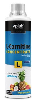 VP Laboratory L-Carnitine concentrate (500мл) - фото 5285