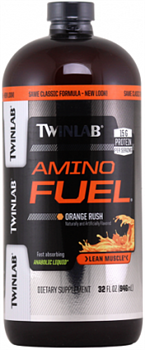 Twinlab Amino Fuel Liquid Original (948мл) - фото 5428