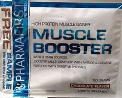 Pharma First - Muscle Booster (1 порция) пробник - фото 5460