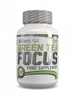 BioTech USA Green Tea Focus (90капс) - фото 5493