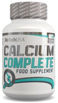 BioTech USA Calcium Complete (90капс) - фото 5514