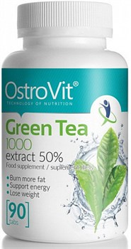 OstroVit - Green Tea (90капс) - фото 5536