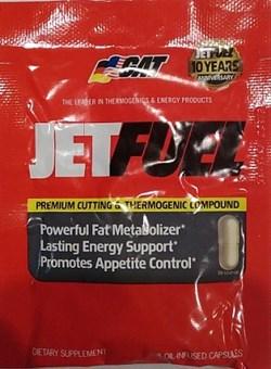 GAT JetFuel (1 порция) пробник - фото 5605
