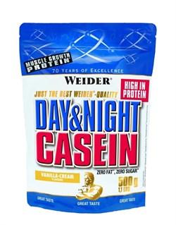 Weider Day & Night Casein (500гр) - фото 5750