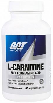 GAT L-Carnitine 500mg (60капс) - фото 6009