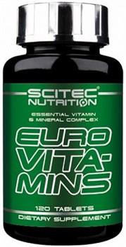 Scitec Nutrition Euro Vita-Mins (120таб) - фото 6080