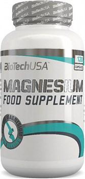 BioTech USA Magnesium 350 (120капс) - фото 6081