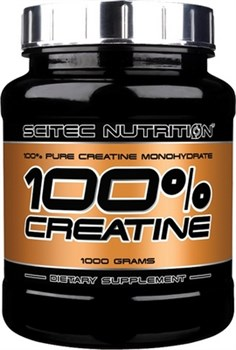 Scitec Nutrition Creatine Monohydrate (1000гр) - фото 6413