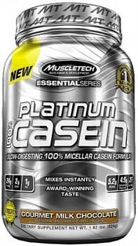 MuscleTech Essential Platinum 100% Casein (824гр) - фото 6414