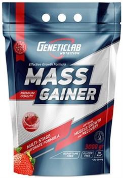GeneticLab Nutrition - Mass Gainer (3000гр) - фото 6575