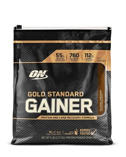 Optimum Nutrition Gold Standard Gainer (2270гр) - фото 6917