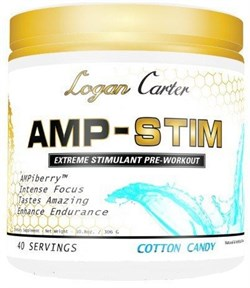 Logan Carter - Amp-Stim (309гр) - фото 7668
