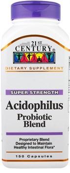 21st Century Acidophilus (150капс) - фото 8126