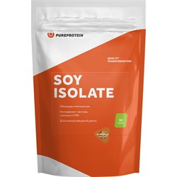 PureProtein - Soy Isolate (900гр) - фото 8191