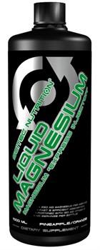 Scitec Nutrition Liquid Magnesium (1000мл) - фото 8329