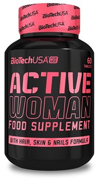 BioTech USA Active Woman (60таб) - фото 8473