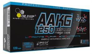 Olimp - AAKG 1250 Mega Caps (120капс)