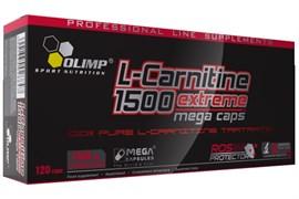 Olimp L-Carnitine 1500 Extreme Mega Caps (120капс)