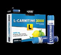 VP Laboratory L-Carnitine 3000 (7амп)