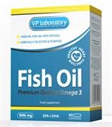 VP Laboratory Fish Oil (60капс)
