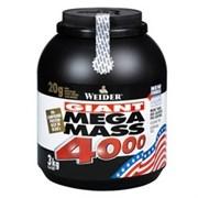 Weider Mega Mass 4000 (3000гр)