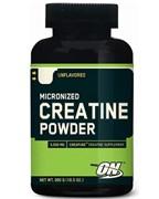 Optimum Nutrition Micronized Creatine Powder (300гр)