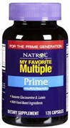 Natrol - My Favorite Multiple Prime (120капс)