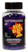 Cloma Pharma - Asia Black (100капс)