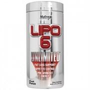 Nutrex - Lipo 6 Unlimited (150гр)