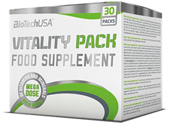 BioTech USA - Vitality Pack (30пак)